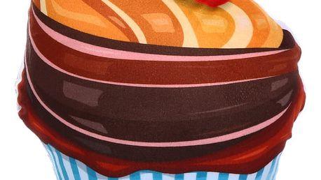 Originální polštář ve tvaru zmrzliny