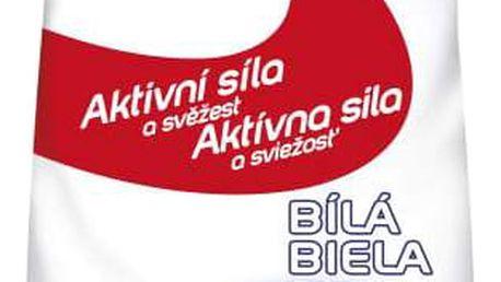LANZA Fresh & Clean Bílá prací prášek, 90 praní 6,75 kg