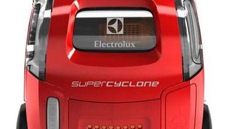 Electrolux SuperCyclone ESC61LR červený