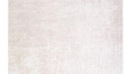 Koberec Vitaus Hali Geometrik Krem, 80x150cm
