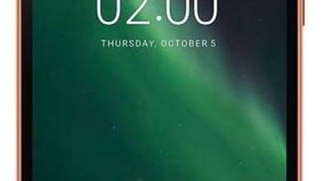 Nokia 2 Dual SIM (11E1MM01A11) černý/bronzový