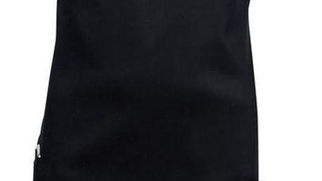 Šik v kuchyni pánská zástěra s otvírákem To bude maso červená, 22,5 x 75 cm