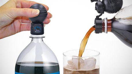 Uzávěr Jokari na láhev proti vyprchání bublinek