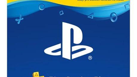 Předplacená karta Sony PlayStation Plus Card 365 dní - pouze pro CZ PS Store (PS719807346)