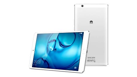 Dotykový tablet Huawei M3 8.4 32GB Wi-Fi (TA-M384W32SOM) stříbrný Software F-Secure SAFE, 3 zařízení / 6 měsíců v hodnotě 979 Kč + DOPRAVA ZDARMA