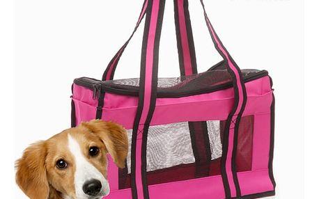 Látková Přepravní Taška pro Zvířata Pet Prior