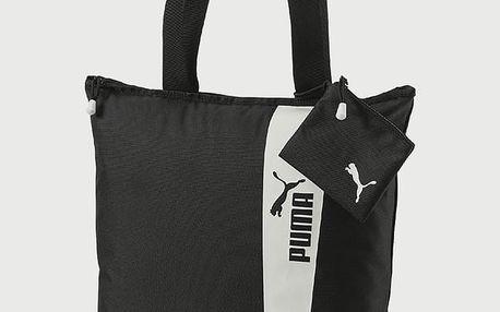 Taška Puma Core Style Shopper Černá