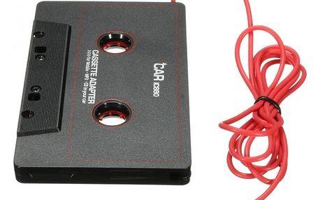 Kazetový adaptér do autorádia