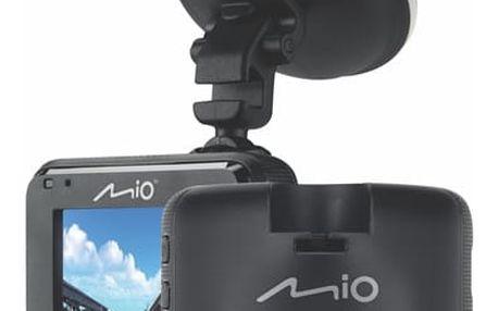 Autokamera Mio MiVue C320 (5415N5300004) černá Paměťová karta Kingston MicroSDHC 32GB UHS-I U1 (45R/10W) + adapter v hodnotě 397 Kč