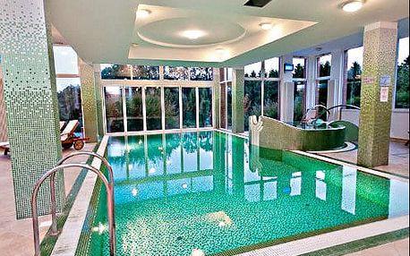 Neomezený wellness pobyt s bazénem v jižním Maďarsku v lůně čisté přírody