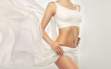 Masáž proti celulitidě včetně ozónového zábalu