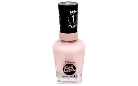 Sally Hansen Miracle Gel STEP1 14,7 ml lak na nehty pro ženy 187 Sheer Happiness