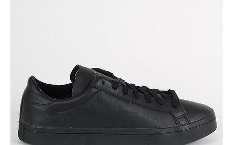 Boty adidas Originals CourtVantage Černá