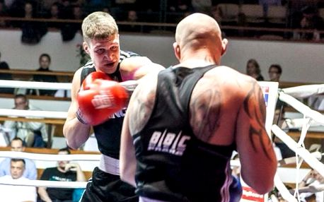 Trénink s boxerským šampionem