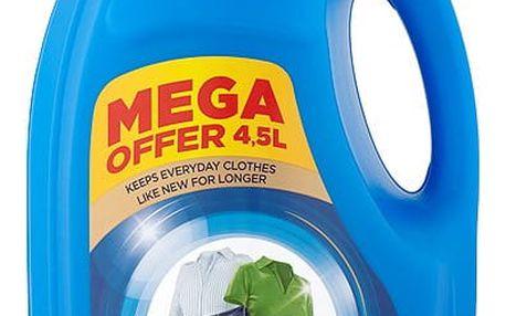 Woolite Complete Protection tekutý prací prostředek na ochranu oblečení, 75 praní 4,5 l