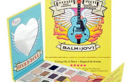 TheBalm Balm Jovi dekorativní kazeta dárková sada W - Face Palette