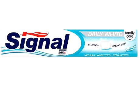 Signal Family Care Daily white zubní pasta 75 ml