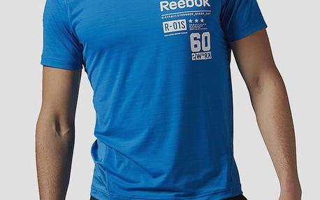 Tričko Reebok OS ACTIVCHILL Modrá