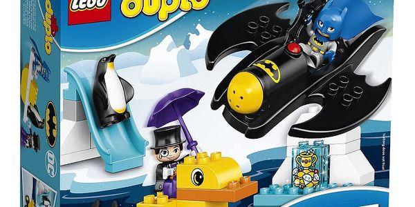 LEGO® DUPLO® 10823 Dobrodružství s Batwingem