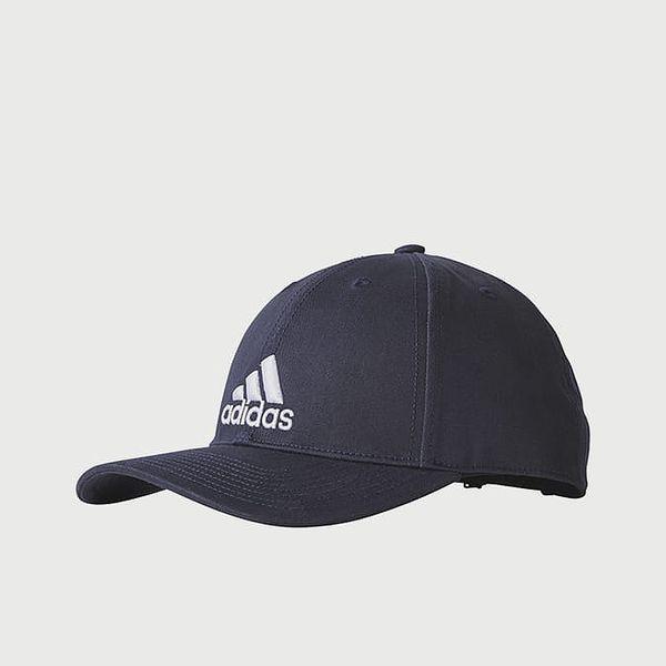 Kšiltovka adidas Performance 6P CAP COTTON Modrá