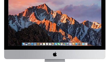 """Počítač All In One Apple 27"""" Retina 5K (MNE92CZ/A) Přepěťová ochrana Whitenergy 6 zásuvek 1.8m černá v hodnotě 176 Kč + DOPRAVA ZDARMA"""