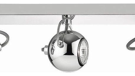 Nástěnné/stropní svítidlo Evergreen Lights Triple Point Chrome