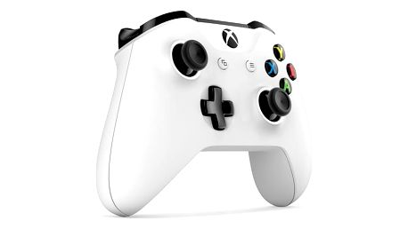 Gamepad Microsoft Wireless (TF5-00004) bílý