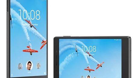 Dotykový tablet Lenovo TAB4 7 Plus 16GB LTE (ZA380076CZ) černý SIM karta T-Mobile 200Kč Twist Online Internet + Software F-Secure SAFE, 3 zařízení / 6 měsíců v hodnotě 1 179 Kč + DOPRAVA ZDARMA