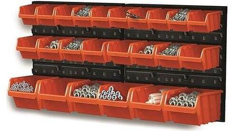 Tabule s úložnými boxy 24ks set 2