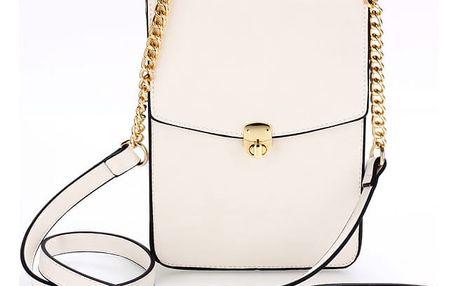 Dámská bílá kabelka Marcy 586