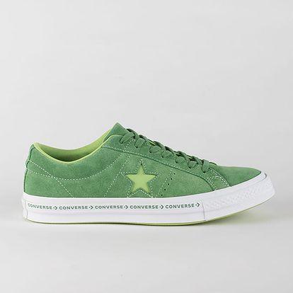 Boty Converse One Star OX Zelená