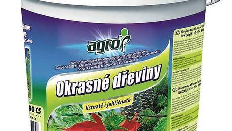 Agro pro okrasné dřeviny kbelík 10 kg