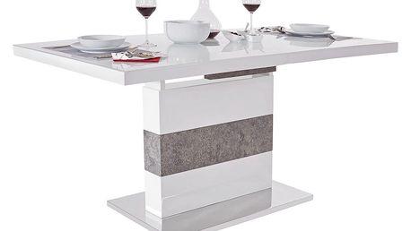 Výsuvný stůl ralf ii, 160-200/76/90 cm