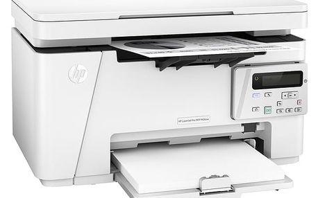 Tiskárna multifunkční HP LaserJet Pro MFP M26nw + dárek (T0L50A)