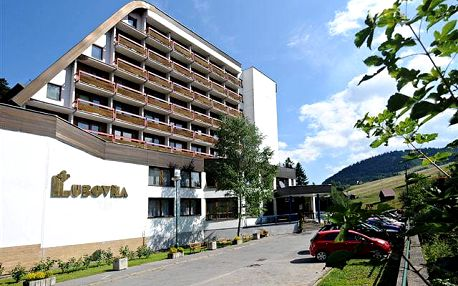 Slovensko - Ľubovnianske Kúpele na 7 až 9 dní, polopenze s dopravou vlastní
