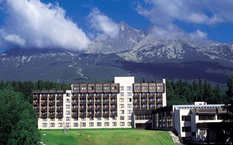 Slovensko - Vysoké Tatry na 6 až 8 dní, polopenze s dopravou vlastní