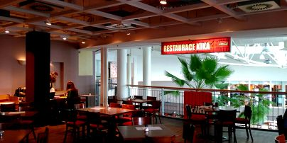 Restaurace KIKA - Brno