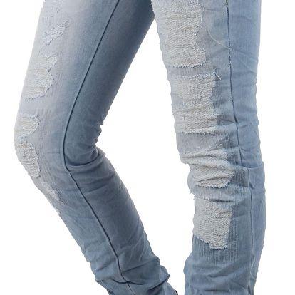 Dámské jeansové kalhoty Simply Chic