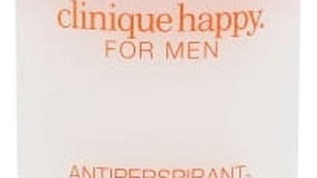 Clinique Happy For Men 75 ml antiperspirant deostick pro muže