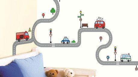 Samolepka Ambiance Car For Children