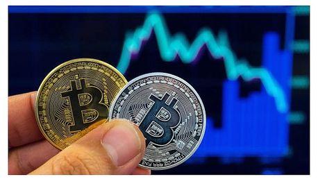 Sběratelská mince Bitcoin