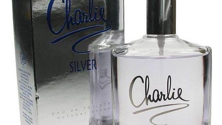 Revlon Charlie Silver toaletní voda dámská 100 ml