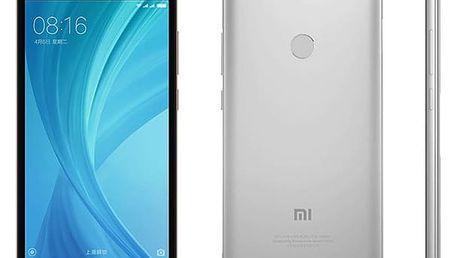 Mobilní telefon Xiaomi Redmi Note 5A Prime 32 GB Dual SIM CZ LTE šedý + dárek (PH3624)