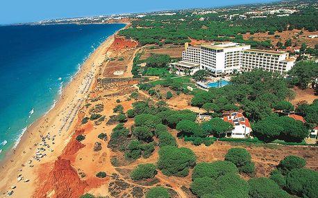 Portugalsko - Algarve na 9 dní, plná penze, polopenze nebo snídaně s dopravou letecky z Prahy