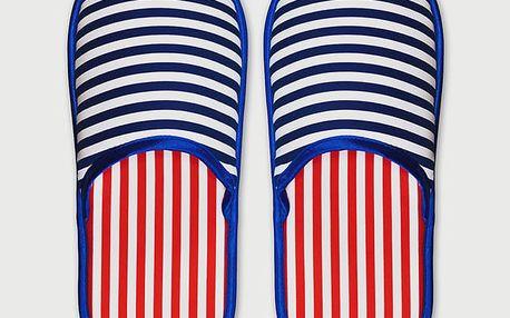 Pantofle Slippsy Old sailor Barevná
