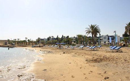 Kypr - Agia Napa na 8 dní, all inclusive nebo polopenze s dopravou letecky z Prahy