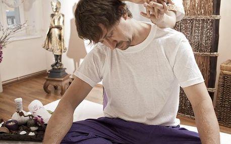 Tradiční thajská masáž THAI