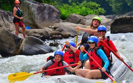 Rafting na řece Belá i s pořízením fotek a videa