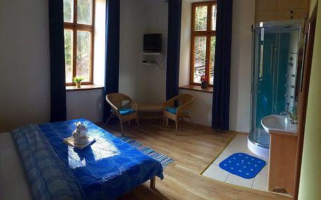 Letní pobyt na 6 dní pro dva na Slovensku - NP Velká Fatra