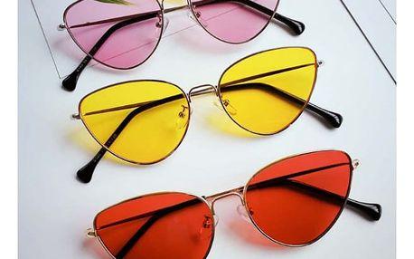 Retro sluneční brýle Barb